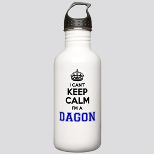 DAGON I cant keeep cal Stainless Water Bottle 1.0L
