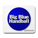 Big Blue Handball Mousepad