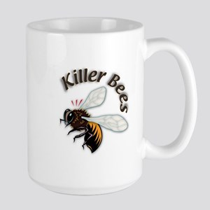 Killer Bees Large Mug