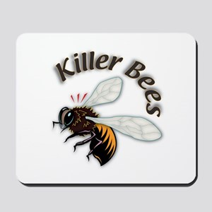 Killer Bees Mousepad