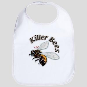 Killer Bees Bib