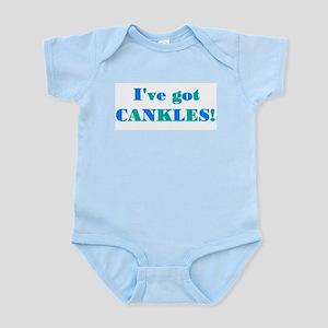 CANKLES! Infant Bodysuit