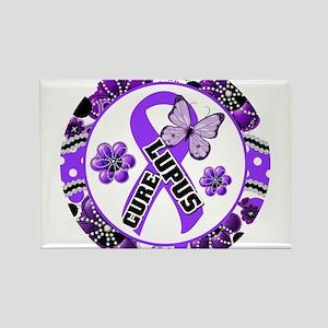 Lupus Rectangle Magnet