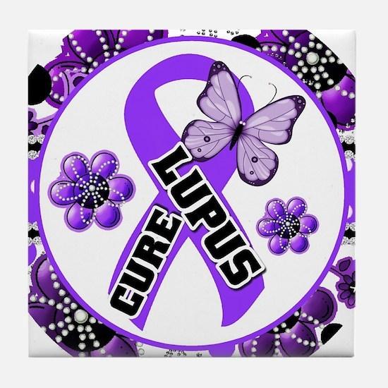 Lupus Tile Coaster