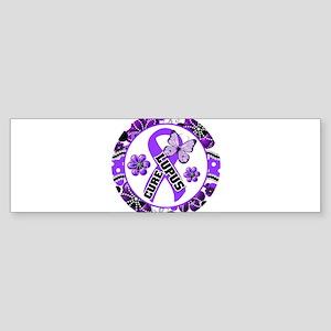 Lupus Sticker (Bumper)