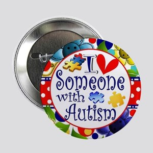 """I Love Someone 2.25"""" Button (10 pack)"""
