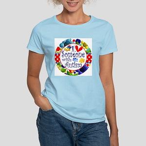 I Love Someone Women's Light T-Shirt