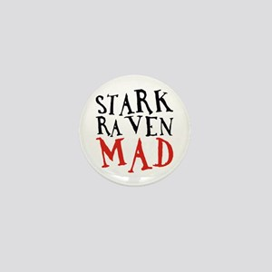 Stark Raven Mad Mini Button