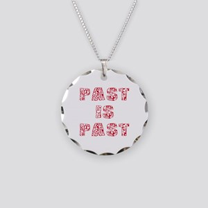Past Is Past Designs Necklace Circle Charm