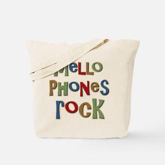 Mellophones Rock Player Lover Tote Bag