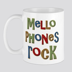 Mellophones Rock Player Lover Mug