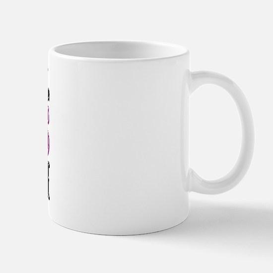 That Girl Thinks Too Much Mug