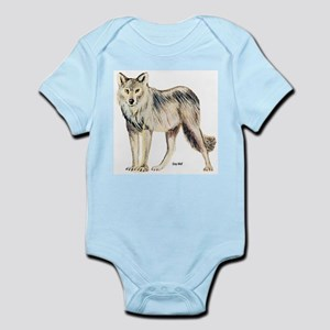 Gray Wolf Infant Creeper