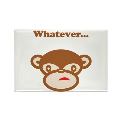 Whatever... Rectangle Magnet (10 pack)