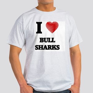 I love Bull Sharks T-Shirt