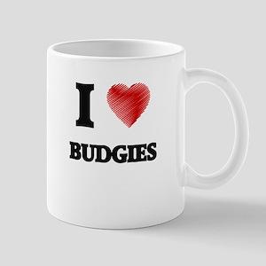 I love Budgies Mugs
