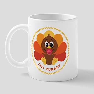 Lil' Turkey Mug