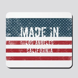 Made in Los Angeles, California Mousepad