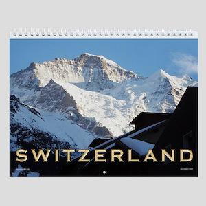 Travel Photography Wall Calendar