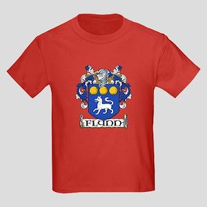 Flynn Coat of Arms Kids Dark T-Shirt