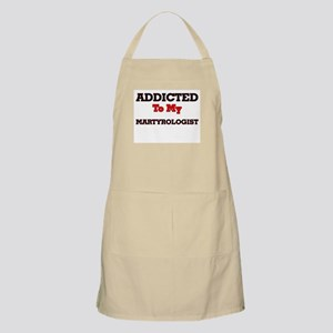 Addicted to my Martyrologist Apron