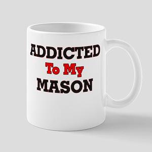 Addicted to my Mason Mugs