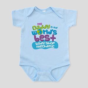 Body Shop Mechanic Gifts for Kids Infant Bodysuit