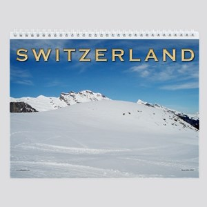 Travel Photography Wall Calendar