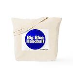 Big Blue Handball Tote Bag
