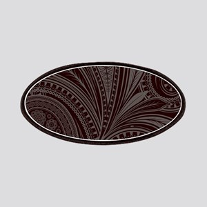 Decorative Ornamental Pattern Patch