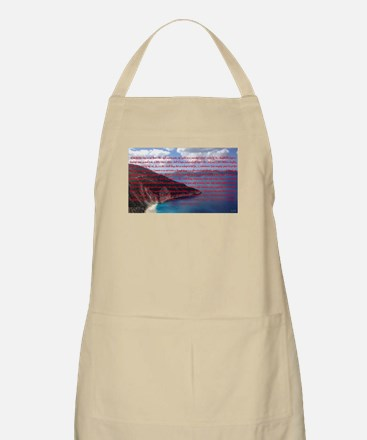 Stop, Look, and Listen Apron