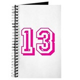 13 year birthday Journals & Spiral Notebooks