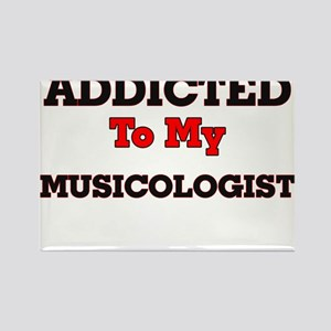 Addicted to my Musicologist Magnets