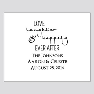 Love Laughter and Happily Ever After Posters