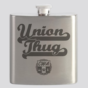 CWA Union Thug Flask