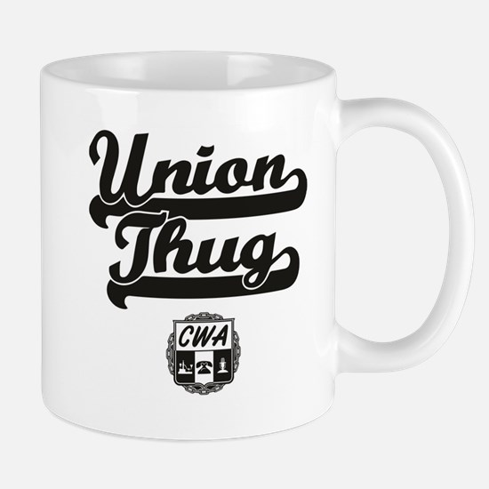 CWA Union Thug Mugs