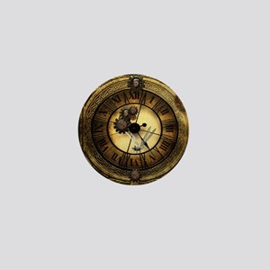 Wonderful steampunk desisgn, clocks and gears Mini