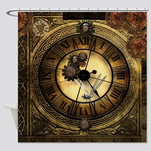 Wonderful steampunk desisgn, clocks and gears Show