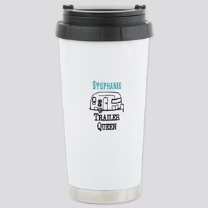Custom Trailer Queen Travel Mug