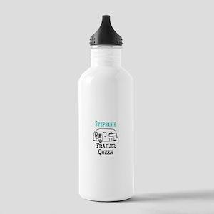 Custom Trailer Queen Water Bottle