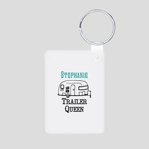 Custom Trailer Queen Keychains