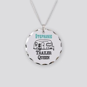 Custom Trailer Queen Necklace