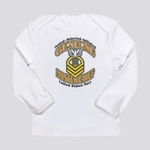 United States Navy Master Chie Long Sleeve T-Shirt