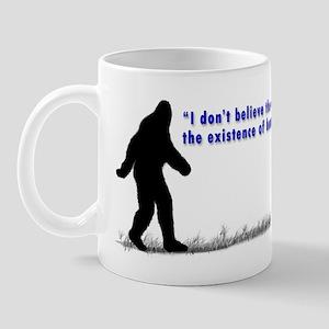 Sasquatch Quote - Mug Mugs