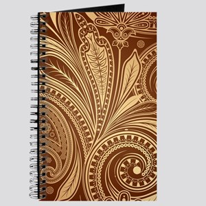 Decorative Ornamental Pattern Journal