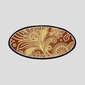 Decorative Ornamental Pattern Patch