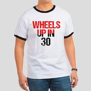Wheels Up in 30 Ringer T