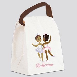 Ballerina Canvas Lunch Bag