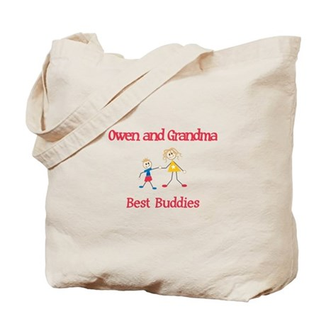 Owen & Grandma - Buddies Tote Bag