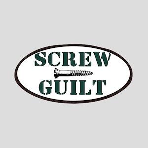 Screw Guilt Patch